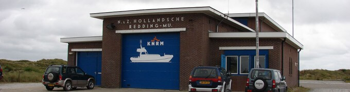 KNRM Boothuis Paal 8