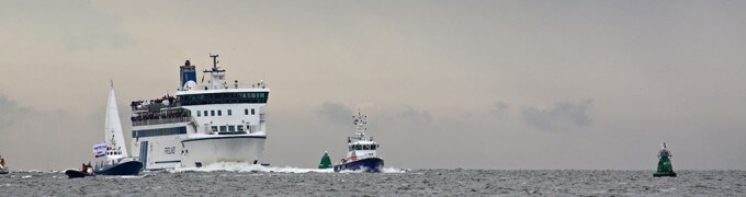 MS Friesland / Politie