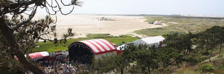 Oerol Groene Strand