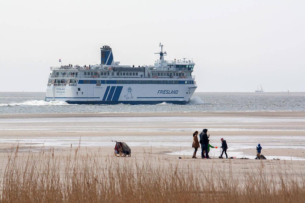 MS Friesland Groene Strand