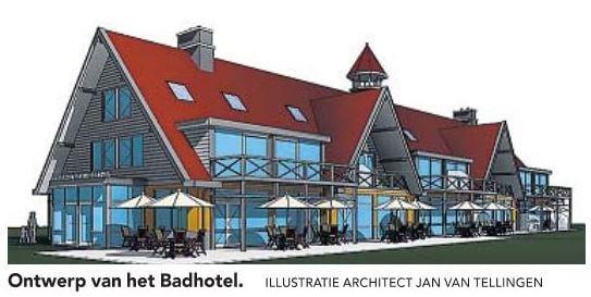 Badhotel Midsland