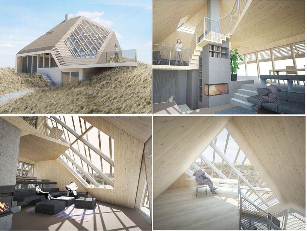 Impressies huis Jort Kelder
