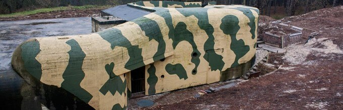 Tiger-bunker