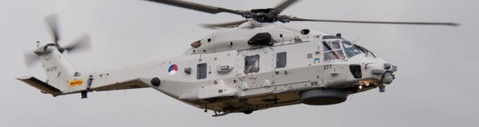 NH-90 vliegend