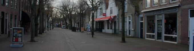 Torenstraat West-Terschelling
