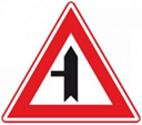 Verkeersbord B04