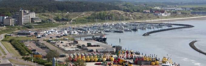 Jachthaven (vanaf Brandaris)