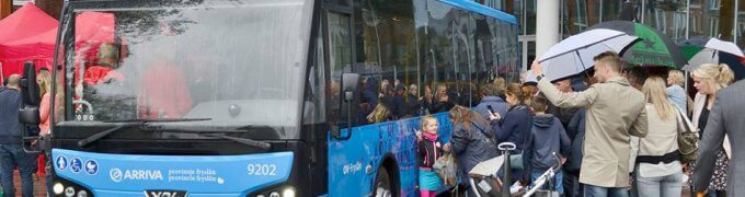 Bus Arriva (ZOWAD)