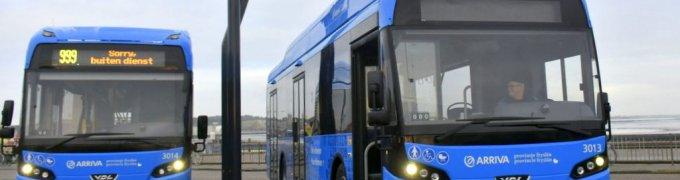 Elektrische bussen - Sytse Schoustra