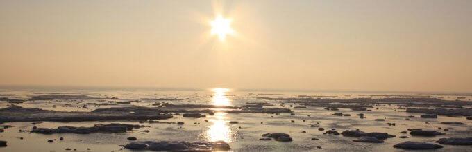 IJs op de Waddenzee (2008)